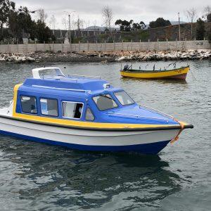 Botes con Cabina